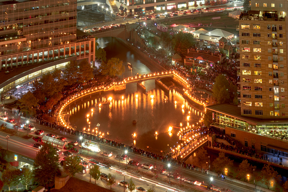 Waterfire-Aerial-View-Photo-close-up